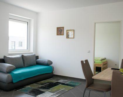 Appartement mit 2 Einzelbetten 6